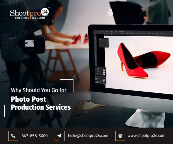 photo post production service
