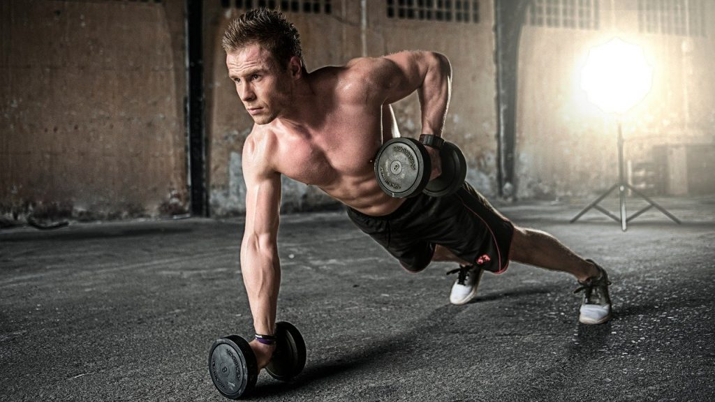 workout photography